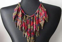 joyerìa  textil / by silvia stochyk