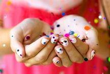 Uñas carnaval / Ideas para llevar unas uñas especiales con tu disfraz de carnaval