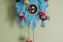 Cuckoos and Other Fun Clocks / Just plain fun, amusing and well designed clocks.