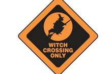 Halloween Signs / Grab their attention with Spooktacular signs!