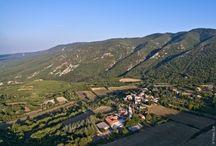 AURIBEAU / Village d'Auribeau