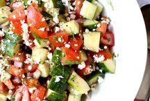 Salads / by Marlene Sims