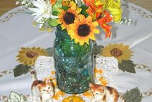 Fun With Mason Jars!  / by Hayley White