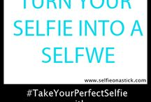 Take the perfect selfie with these tips! / Take the perfect selfie with Selfie On A Stick!