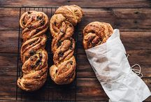 Bread & Other Savoury Baked Goods
