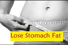 Reduce Stomach Fat Fast
