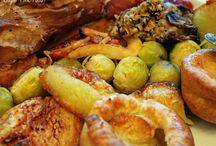 slimming world roast dinner