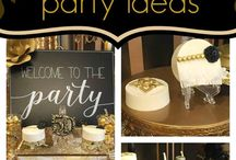 The Great Gatsby birthday-party