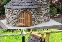 domek z kamyczków