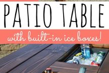Table patio//Outdooring