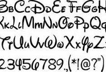 letras abc