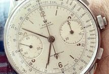 Vintage Watches / Vintage models of well known timepieces