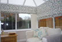 Roman Blinds by Finishing Touches Interiors / Current projects and ideas