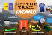 Hit The Trail Giveaway