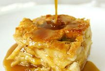 Recipes: Bread Pudding / by Jessica Miller