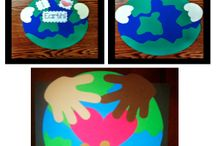 PreK Earth Day / by Jackie Hill