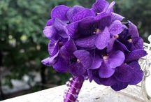 Buchete mireasa / Florile care te insotesc in cea mai importanta zi din viata ta!