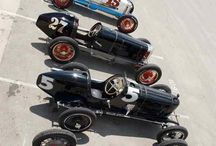 old race cars