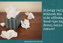 Homeopathic/Natural Remedies