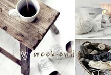 I <3 weekend