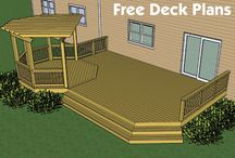 Decking/Fencing/Landscaping / Ideas for landscaping and creating open social areas outside the home