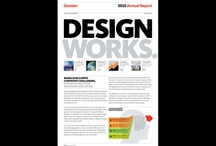 Dezine Eye Candy: Layout / Newsletters, Infographics, Ads, Annual Reports / by JH Creative
