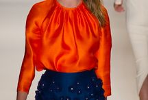 Fashion - Brights / by Anne Mullens