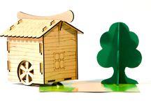 Развивающие игрушки / Об игрушках, которые развивают наших детей (и взрослых).