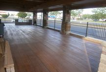 Columbus Ohio Epoxy Floors / Re-deck of Central Ohio is Columbus, Ohio's most trusted installer of decorative concrete. They can transform existing concrete to look like wood, tile, marble, granite, slate, logos and more. From patios and pools, to basements and garages. Visit http://redeckoco.com to learn more or call 614-523-4288 for a free quote.