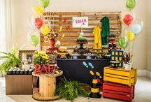 Decoração Festinha - Babies & Kids