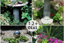 Outdoor Inspiration / Make your outdoor space the most welcoming place.