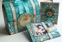Gift Bag and Card Tutorials / by Graphic 45®