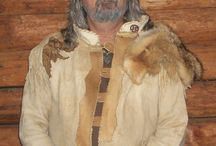 WHO IS RAVEN? / Benjamin 'Raven' Pressley is a Cherokee, an author, teacher, spiritual guide, storyteller and artist. He is also an instructor in primitive, survival and wilderness living skills. Find him and follow him on his websites. Looking for primitive and survival skills visit his website at  WayoftheRaven.net. Looking for non-condemning, non-religious spiritual discussion visit his website at WalkingSpiritually.com. There you will find links to his books, audio, classes and blogs.