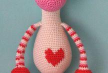 Heart giraffe