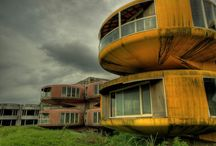 Abandoned / by Amy Taylor