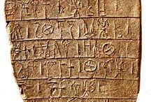 oude geschriften