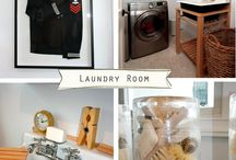laundry room / by Teri Murphy