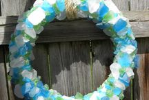 Sea Glass Ideas and How to's
