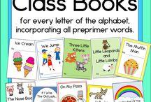 CLASS BOOKS