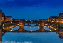 Florence Italy / Full of history, art and beauty.