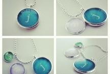 Skinnar Malin jewelry / Skinnarmalin.se