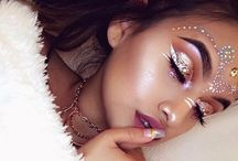 Maquillaje carnval