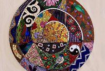 mandale moaic