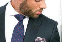 men in suits / Hot guys in Suits
