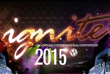 Los Angeles - Ignite OG International Convention 2015 / convention.organogold.com/