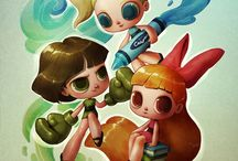 The Powerpuff Girls ❤