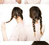 products buns braids / by Cindy Sharpe