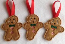 Crafty Christmas / Handmade Christmas Items