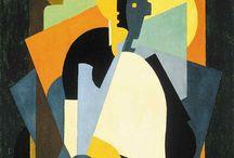 Pinturas cubismo