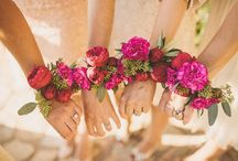 Bouquets / Beautiful bouquets for Bride and Bridesmaids